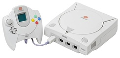 The Dreamcast was the last system released by Sega, who became a third-party software publisher.