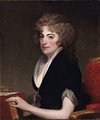 Anne Willing Bingham (1797) by Gilbert Stuart, Philadelphia Museum of Art.