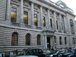 The Institution's headquarters at One Great George Street in London