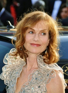 Isabelle Huppert, President of the 2009 Competition Jury
