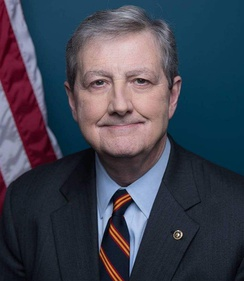 Junior Senator Kennedy