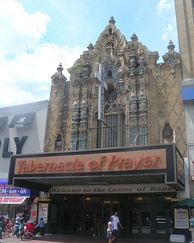 Loew's Valencia, a former theater opened in 1929
