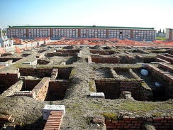 Cemetery excavations, like this one in Madrid, can alleviate overcrowding.