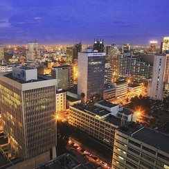 Nairobi is a major financial capital of Africa. It is also one of the most modern cities in Africa.