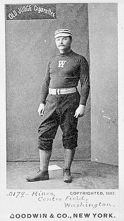 Paul Hines won two consecutive NL batting titles in 1878 and 1879.