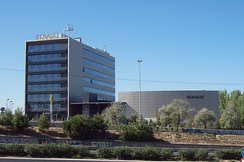 Renault España offices in Madrid