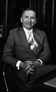 Businessman Ross Perot from Texas