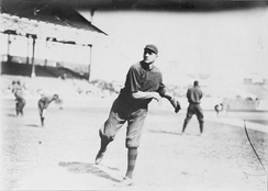 Starting pitcher Bill James was 2–0 in the 1914 World Series, and the Braves recorded the first sweep in World Series history