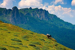 Landscapes in Stara Planina