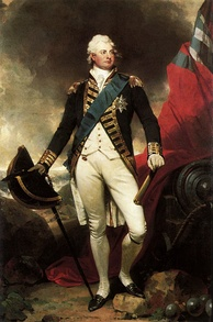 William in dress uniform painted by Sir Martin Archer Shee, c.1800