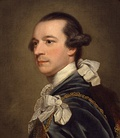 Portrait of Lord Rockingham, peace Prime Minister for George III.