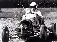 A. J. Foyt, 7-time National Champion (1960, '61, '63, '64, '67, '75, '79)