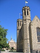 The Mitchell Building and Bonython Hall, University of Adelaide