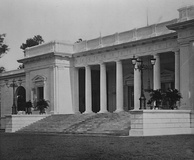 Governor-General's palace in Batavia (1880-1900).
