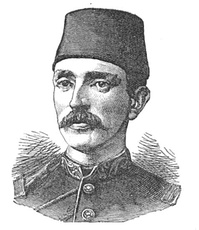Çerkess Hassan, the murderer of Hüseyin Avni Pasha