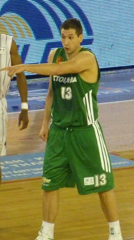 Dimitris Diamantidis was the Greek Basket League Finals MVP 6 times (2006, 2007, 2008, 2009, 2011, 2014).