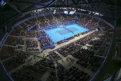 Armeets Arena during the ATP Sofia Open
