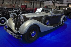 1939 Horch 853 A Cabriolet