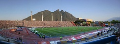 The Estadio Tecnológico, aside from hosting athletic and cultural events, hosts professional football matches since 1952[89] and served as an official venue for the 1983 FIFA World Youth Championship[90] and the 1986 FIFA World Cup.[91]