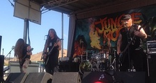 Death metal band Jungle Rot