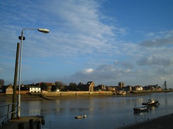 The Great Ouse at King's Lynn