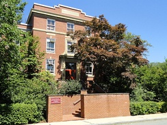 Kittredge Hall, home to Harvard University Press