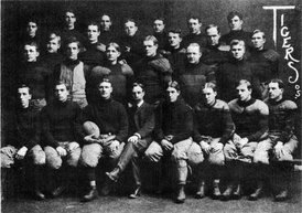 "1905 Massillon Tigers, ""Ohio League"" Champions."