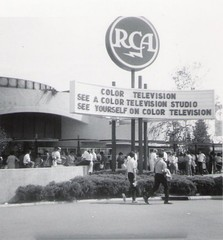 RCA Pavilion at the 1964 New York World's Fair