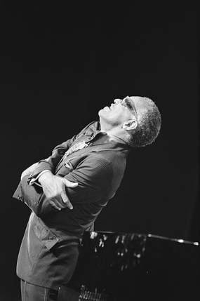 Charles at the North Sea Jazz Festival, 1983