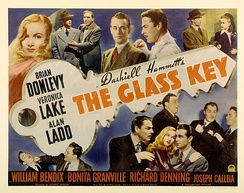 Poster for The Glass Key (1942)