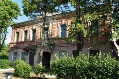 Дом купца Семёнова