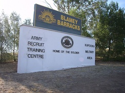 Army Recruit Training Centre