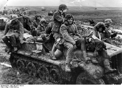 3rd SS Division on the Eastern Front