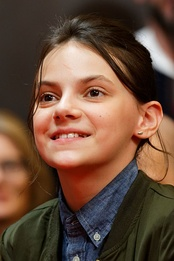 Dafne Keen earned the Best Young Actor/Actress nomination in the Critics' Choice Awards for her breakout role in Logan.