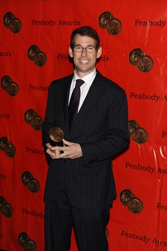 Doug Ellin at the 68th Annual Peabody Awards for Entourage