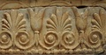 Frieze from Delphi incorporating lotuses with multiple calyxes.