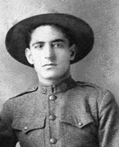 George Dilboy - first Greek-American Medal of Honor recipient; served and died during his service in World War 1