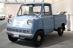 Honda's foray into four-wheelers started with the Honda T360 in 1963