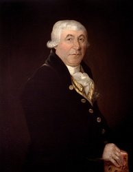 James McGill, the original benefactor of McGill University.