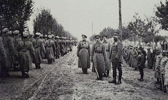 Russian Expeditionary Force in France, October 1916