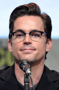 Bomer at the 2015 San Diego Comic Con International