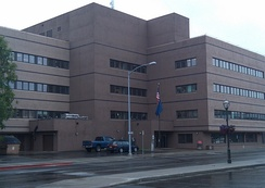 Fairbanks North Star Borough School District headquarters