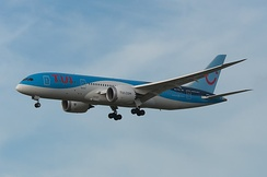 TUI fly Netherlands Boeing 787-8