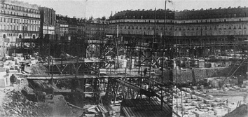 Foundation work (20 May 1862)