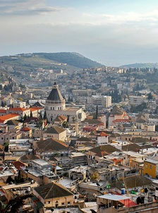 "Nazareth is described as the childhood home of Jesus. Many languages employ the word ""Nazarene"" as a general designation for those of Christian faith."