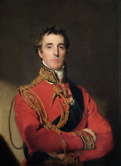 Arthur Wellesley, 1st Duke of Wellington and then prime minister, fought a duel against the Earl of Winchilsea in 1829 over the Duke's support for the rights of Irish Catholics and the independence of the newly established King's College London