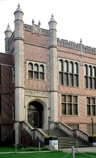 Woodlawn High School, a magnet school