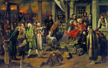 Pugachev's Judgement (1879)