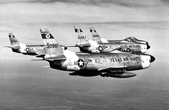 182d F-86L Sabre Interceptors, 1959