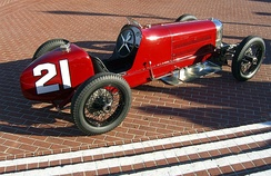 1925 Miller 122 Indianapolis 500 racer